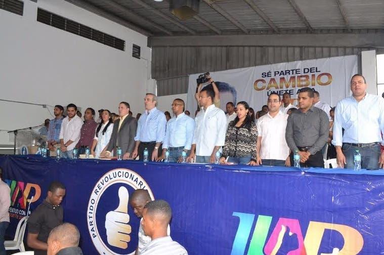 Juventud Luis Abinader