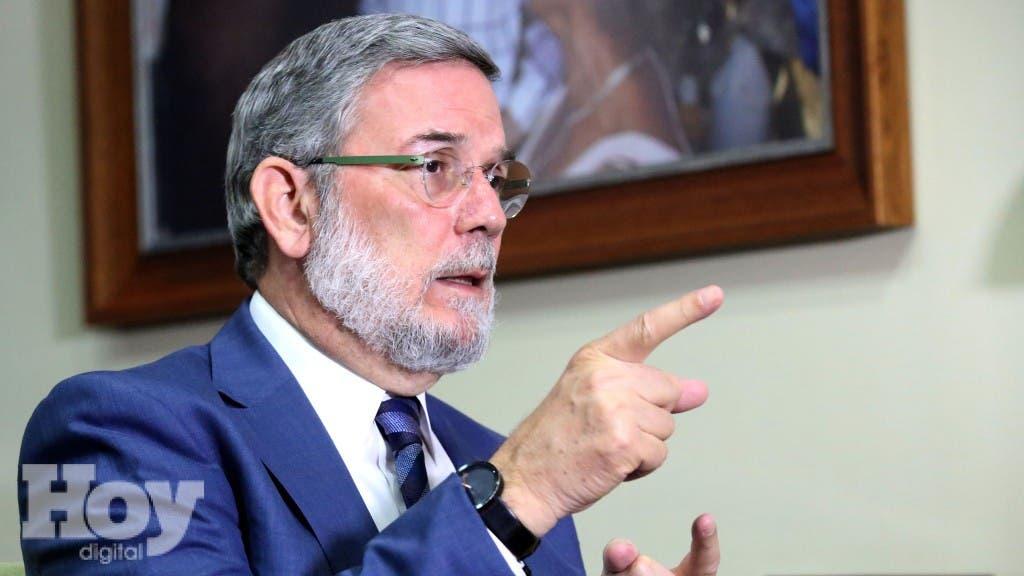 El Portavoz del Gobierno, Roberto Rodríguez Marchena