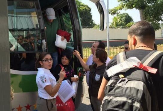 Migrantes cubanos Ts