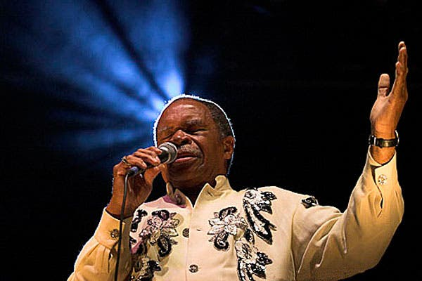 Muere Otis Clay