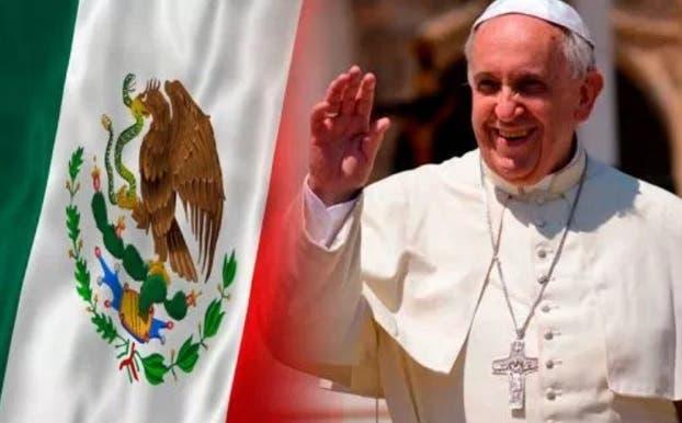 Papa Francisco en M