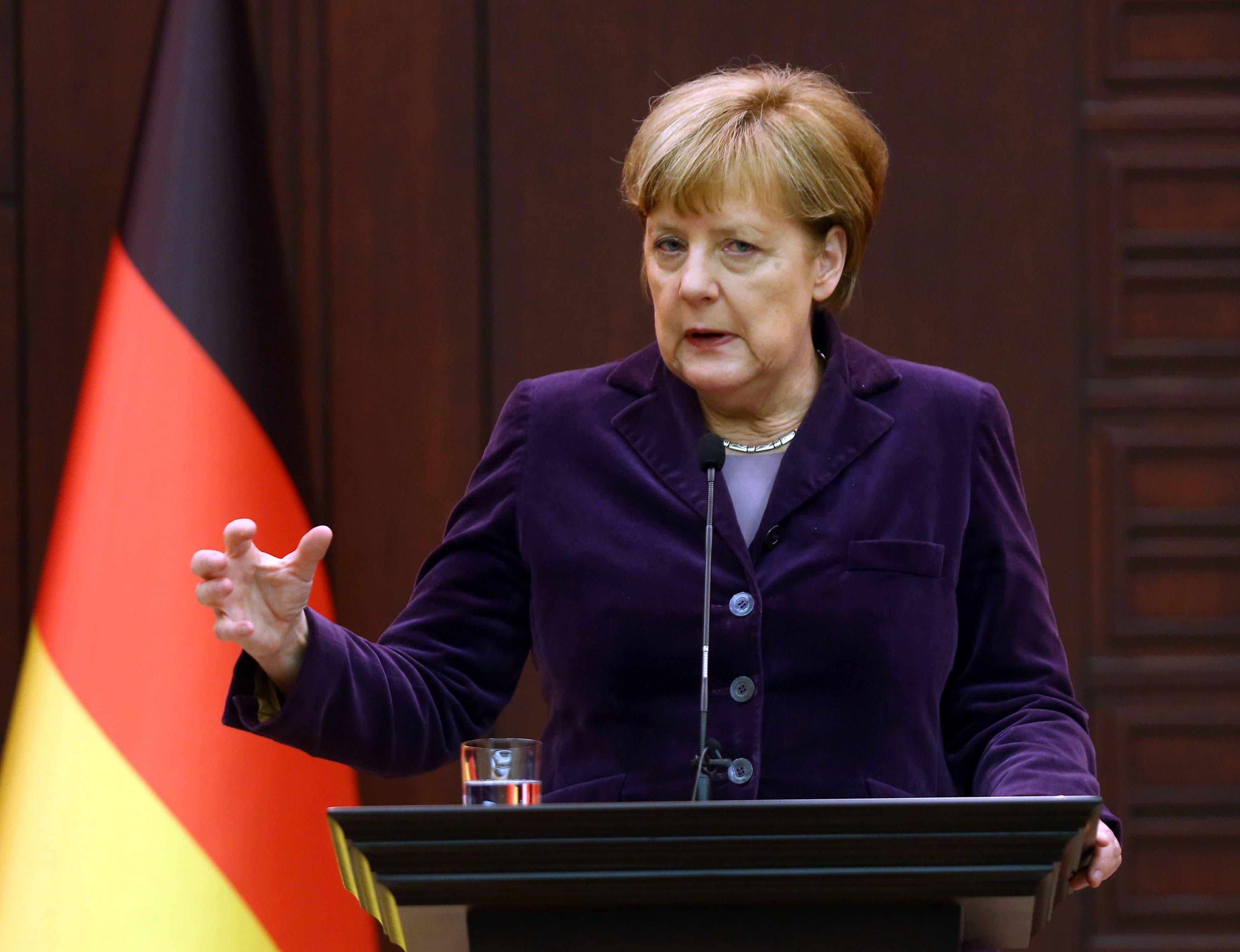 Merkel advierte que Europa ya no puede apoyarse en EEUU y Reino Unido