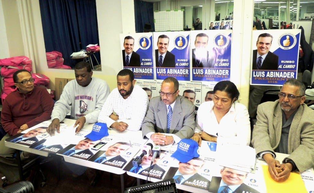 Resultado de imagen para Convención del PRM en Nueva Jersey, Nueva York