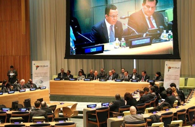 Canciller Navarro en ONU 7