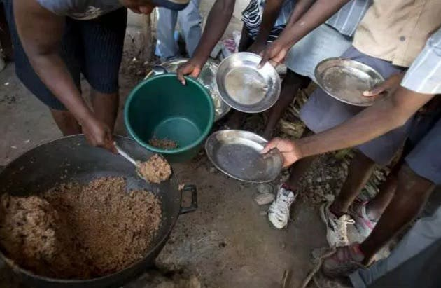 Crisis alimentaria en Haití