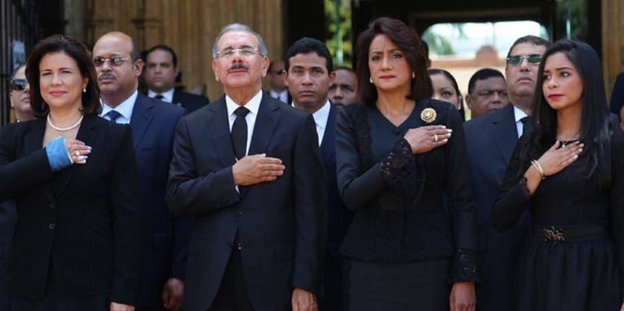 Danilo Medina en Te De