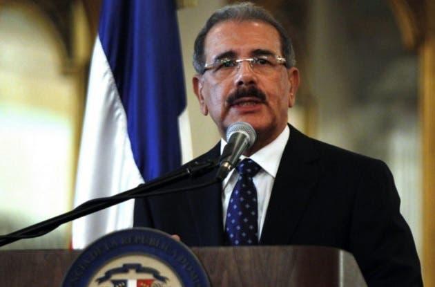 Danilo Medina ha