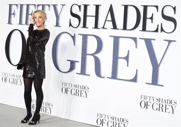 «Cincuenta Sombras de Grey», coronada como lo peor del año en los premios Razzie