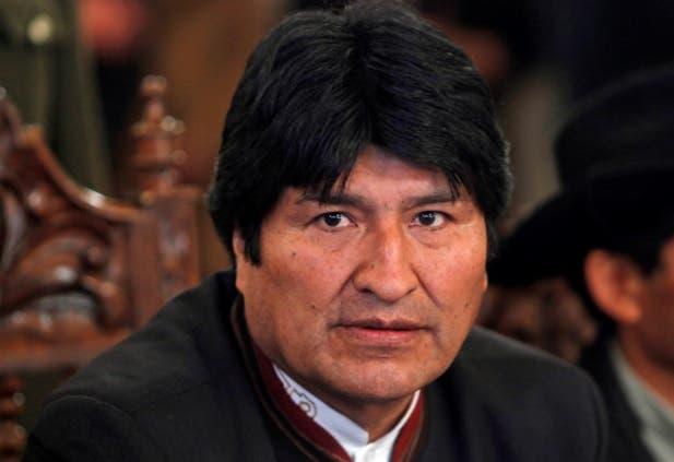 Evo Morales 28