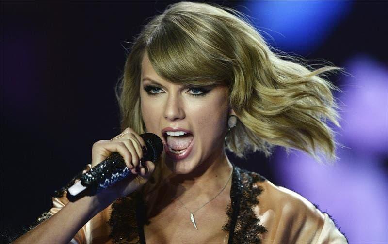 La cantante estadounidense Taylor Swift. EFE/Archivo.