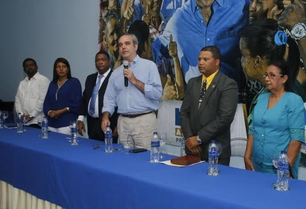 Luis Abinader Corona Uy