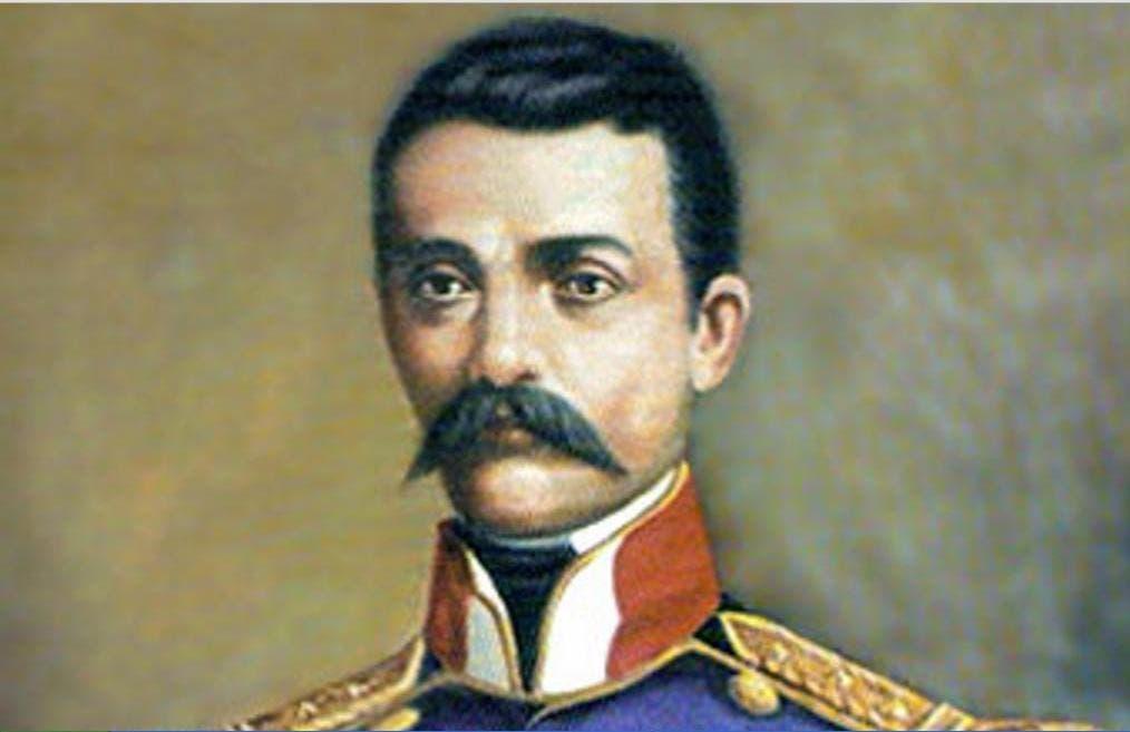 Matías Ramón Mella .