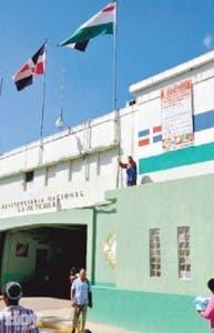 Diosito Feliz a cumplir la medida cautelar impuesta a la Penitenciaria Nacional La Victoria.
