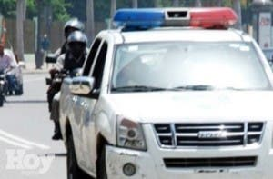 Imponen pago de dos millones e impedimento de salida a policía que conducía patrulla chocó mujer en La Romana