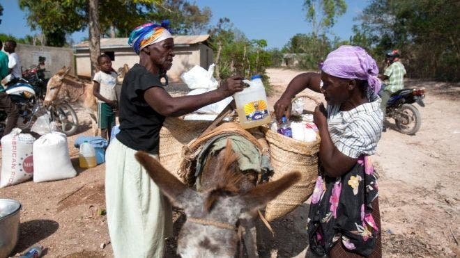 Se agrava la sequía y la hambruna en Haití