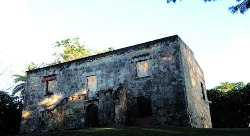 Parque Mirador Oeste, entre lo histórico y natural