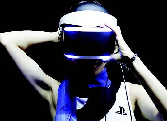 Tecnología.Saldrá a la venta virtual PlayStation