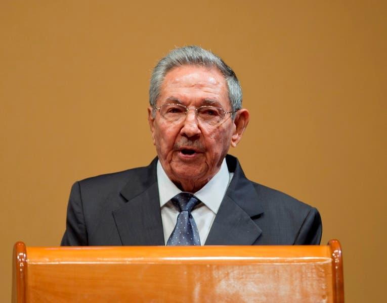 Raúl Castro designa nuevo ministro de Interior