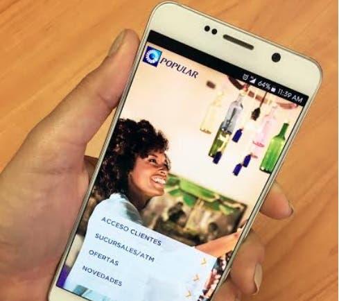 Banco Popular anuncia nueva versión de la aplicación App Popular