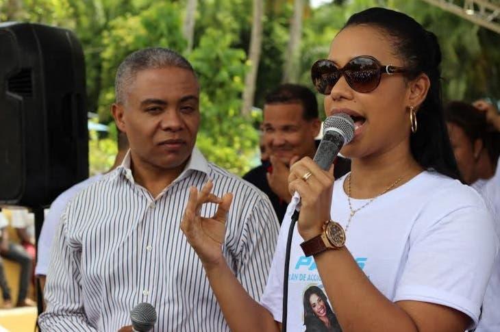 Betty Gerónimo retira aspiraciones a diputada por el PRD en Santo Domingo Norte