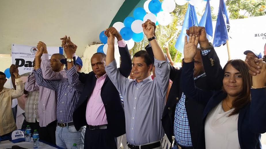 BIS proclama candidato alcalde en Higüey