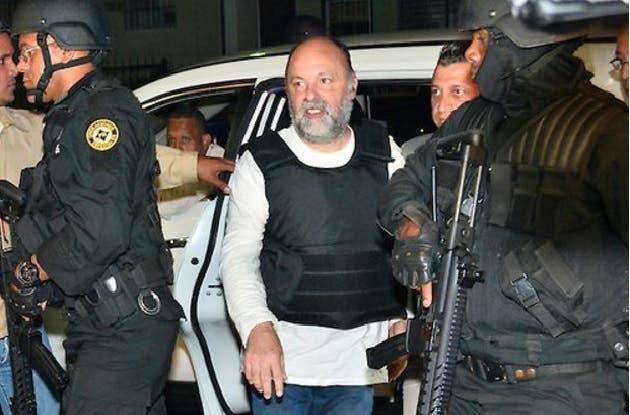 Tribunal aplaza revisión de prisión preventiva contra francés Christophe Naudin