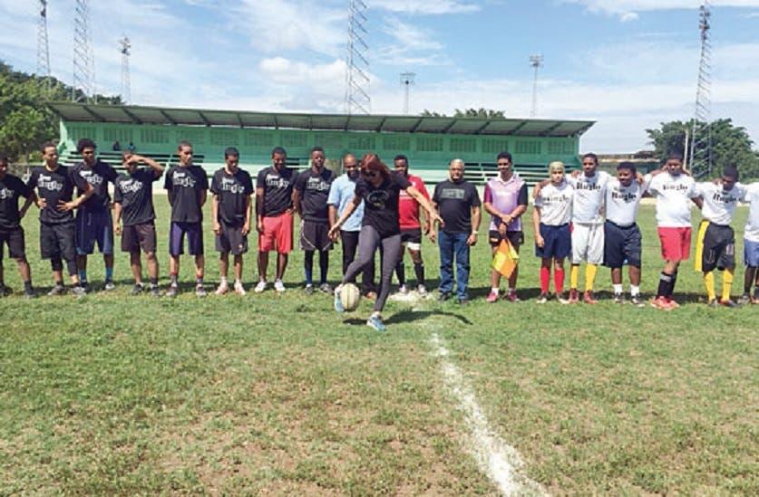 Dajabón y Laguna Salada dominan torneo de rugby