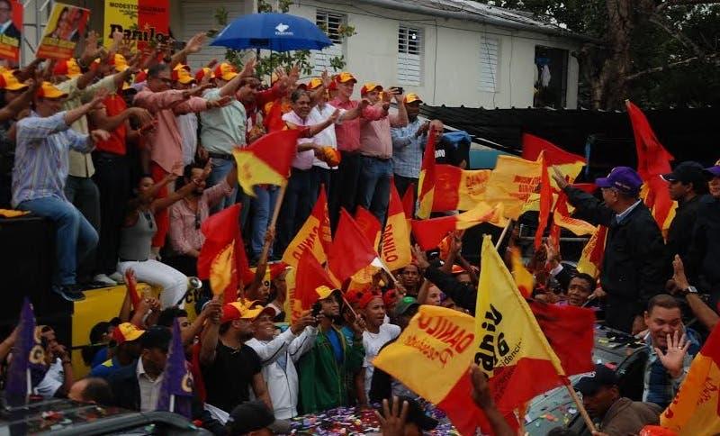 Modesto Guzmán destaca respaldo de reformistas del Sur a Danilo Medina