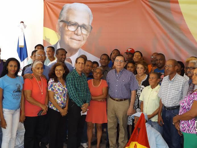 Directorio Presidencial Balaguerista activa capital para captar votos Danilo Medina