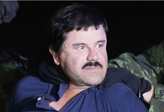 El Chapo viajó a EEUU