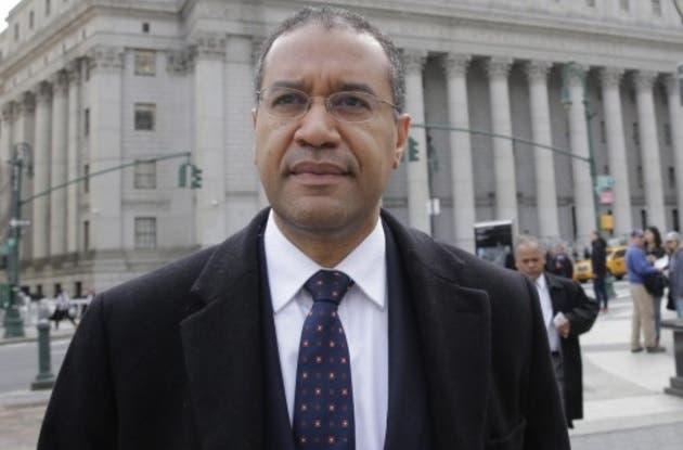 Diplomático dominicano Francis Lorenzo se declara culpable de corrupción en ONU