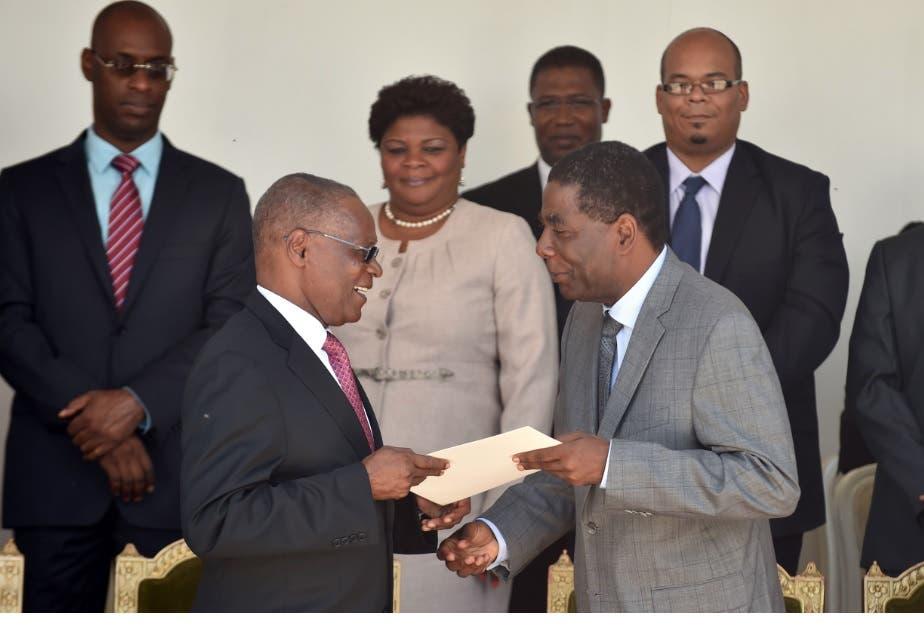 Gobierno de Haití in