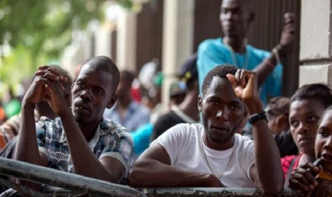 Haitianos DDHH