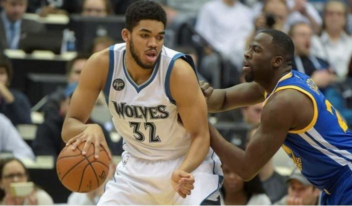 Karl-Anthony Towns 6