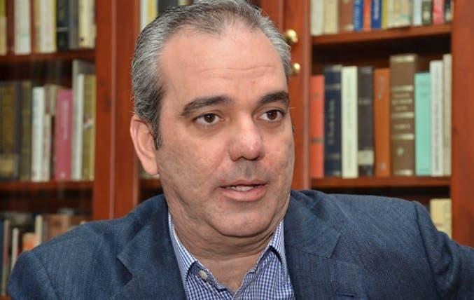 Luis Abinader: «Mi amigo rector de la UASD, no tengo palabras para decir adiós»