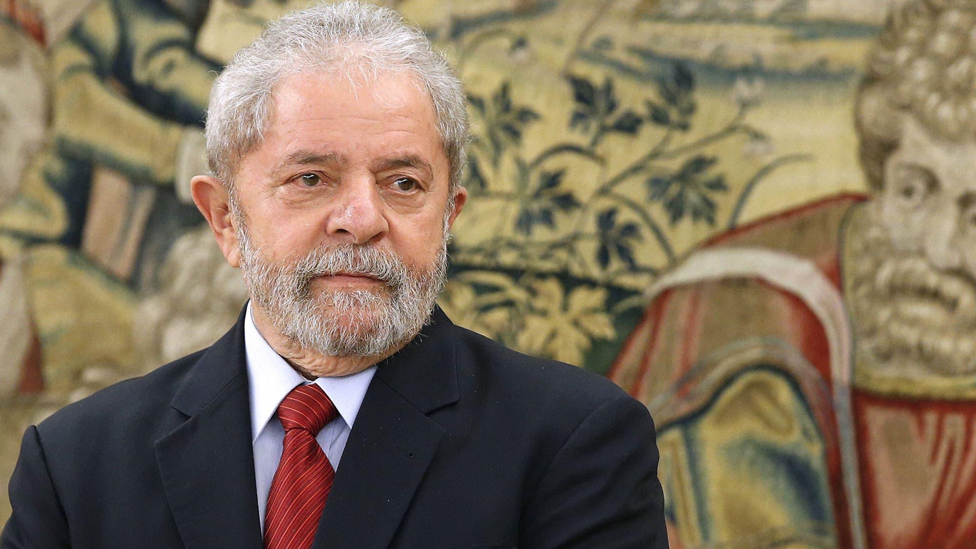 Juez suspende toma de posesión de Lula como Ministro de Estado