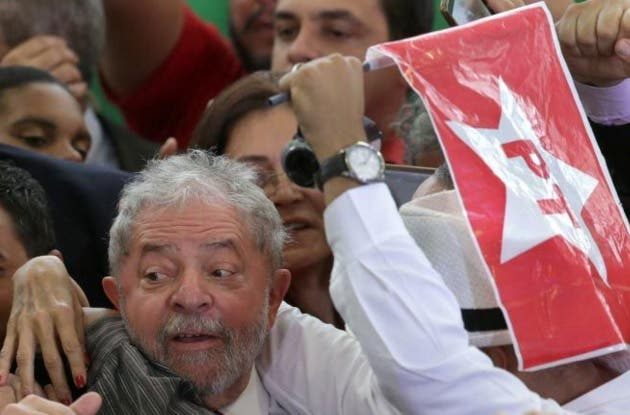 Lula da Silva Ob