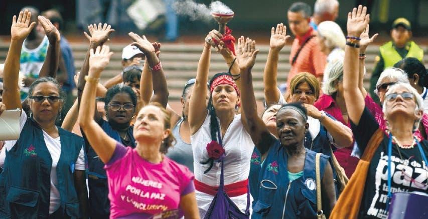 Mujeres AL marchan y exigen fin de la violencia de género