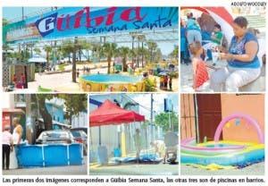 Güibia supera 500 mil visitantes y se reducen piscinas en barrios