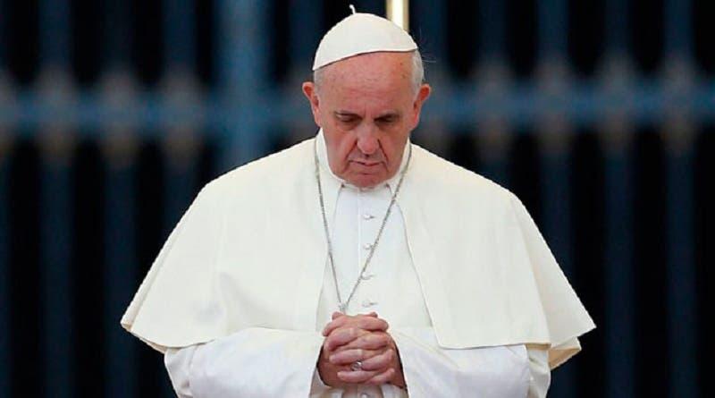 Papa pide que se detengan quienes siembran terror tras atentado en Pakistán