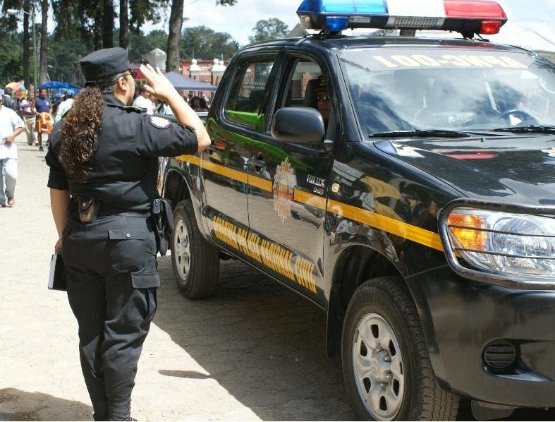 Policia de Guatemala 00