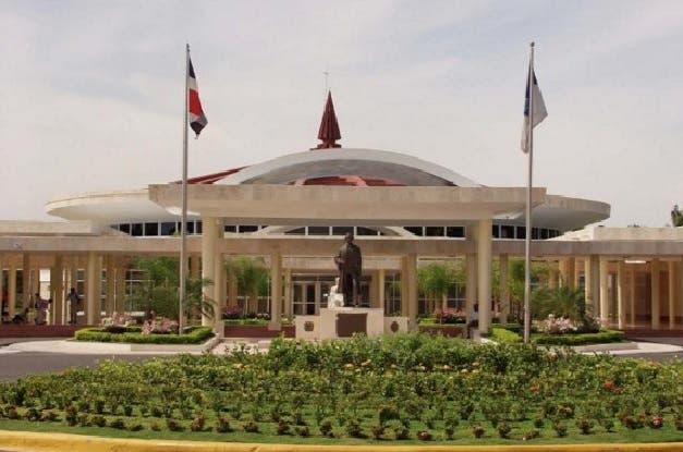 UASD fachada