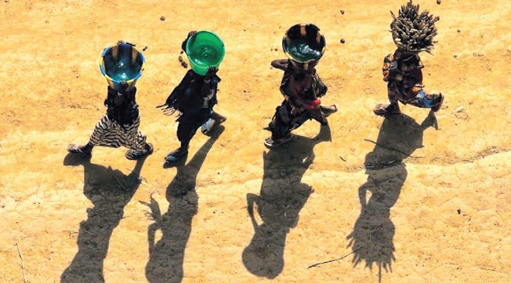 Yann Arthus-Bertrand ante el cambio climático