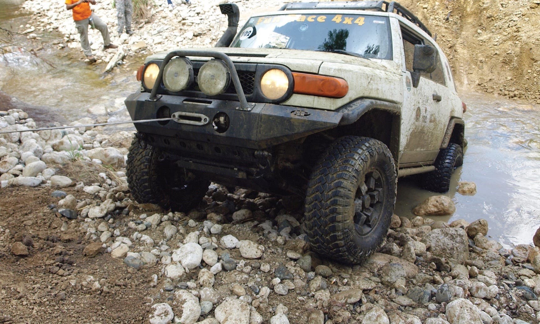 Rally Fun Race