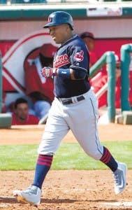 El dominicano José Ramírez es firmado por los Indios de Cleveland  por cinco temporadas y 26 millones de dólares/Foto de archivo.