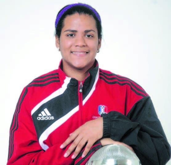 Rossy Félix clasifica a Juegos Olímpicos