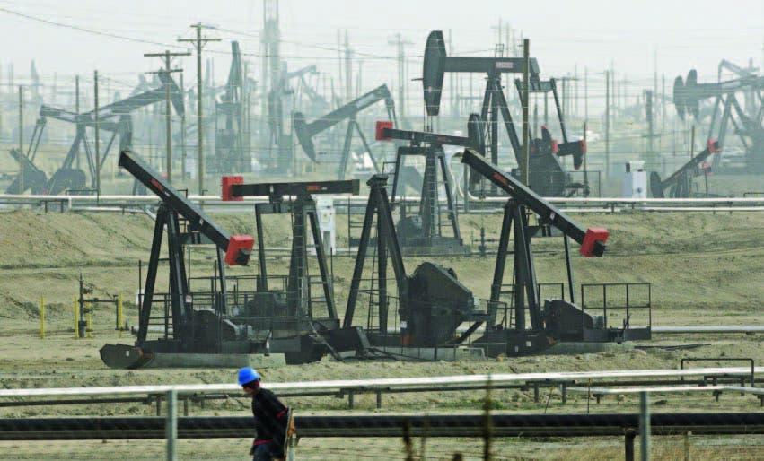 El petróleo de Texas abre con un alza del 0,29 % hasta 47,97 dólares