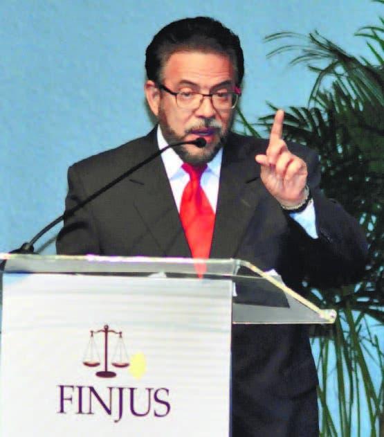Guillermo Moreno afirma democracia RD es una farsa