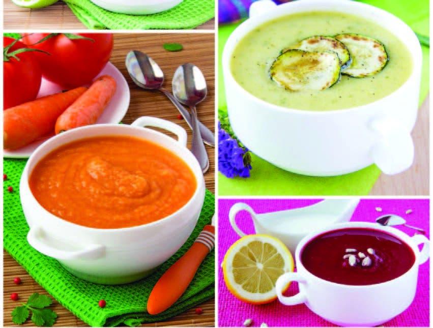 como preparar la sopa de tomate para adelgazar