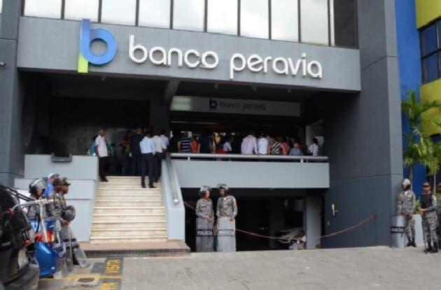 Banco Peravia 6